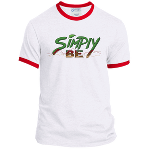 """Simply Be"" (Mountains) Mens' Tee-Shirt"