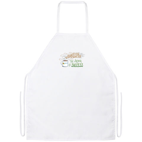 """The Aroma of Success"" Apron"