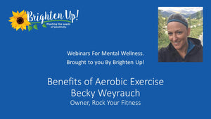 Webinar: Benefits of Aerobic Exercise