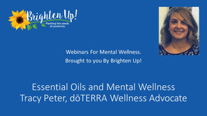 Webinar: Essential Oils and Mental Wellness