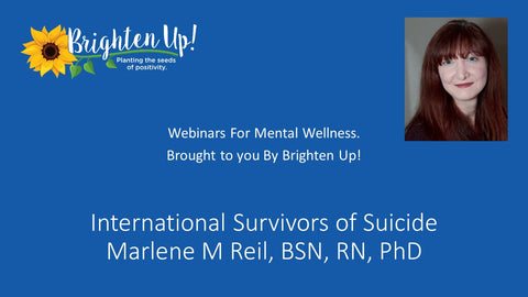 Webinar: International Survivors of Suicide