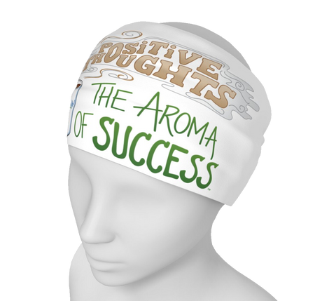 """The Aroma of Success"" Headband"