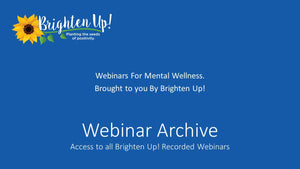 Webinar Archive 12-Month Membership