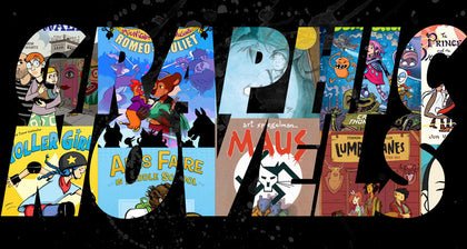All Graphic Novels