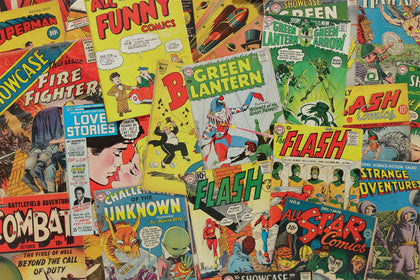 All Comic Books