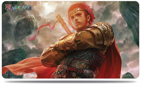 Sun Wukong Playmat for Force of Will