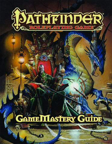 PATHFINDER RPG GAMEMASTERY GUIDE HC