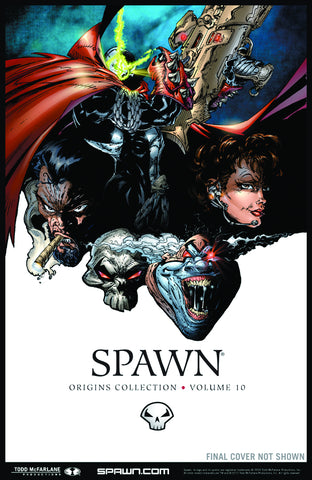 SPAWN ORIGINS TP VOL 10