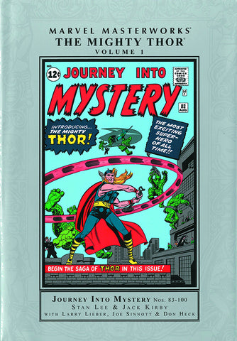 MMW MIGHTY THOR HC VOL 01 NEW PTG