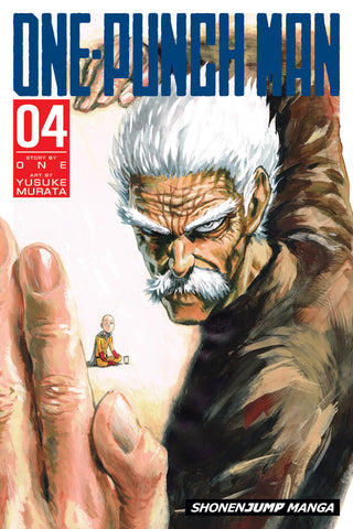 ONE PUNCH MAN GN VOL 04 (C: 1-0-1)