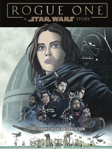 STAR WARS ROGUE ONE GN (C: 1-0-0)