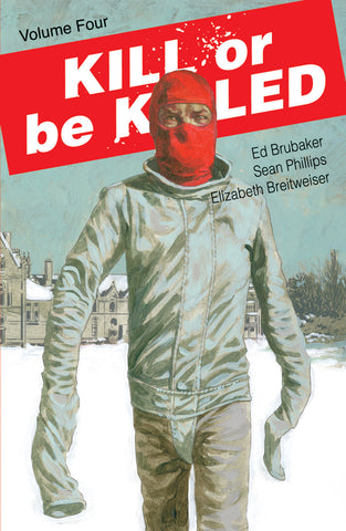 KILL OR BE KILLED TP VOL 04 (MR)