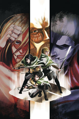 ATTACK ON TITAN GN VOL 24 (MR) (C: 0-1-0)