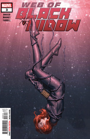 WEB OF BLACK WIDOW #3 (OF 5)
