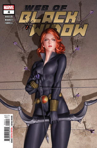 WEB OF BLACK WIDOW #4 (OF 5)