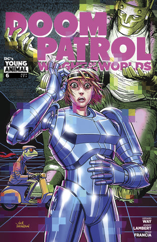 DOOM PATROL WEIGHT OF THE WORLDS #6 (MR)