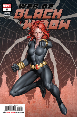 WEB OF BLACK WIDOW #5 (OF 5)