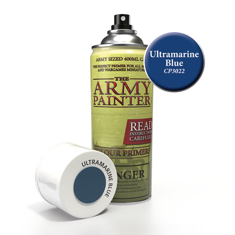 The Army Painter: Color Primer - Ultramarine Blue