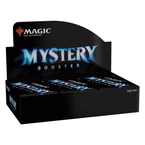 MAGIC THE GATHERING: MYSTERY BOOSTER DISPLAY
