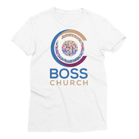 BOSS Church Women's Short Sleeve T-Shirt