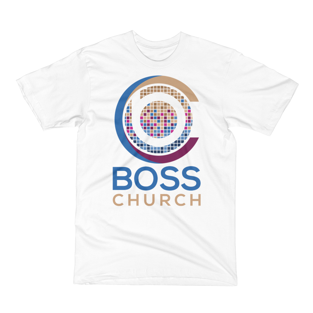 BOSS Church Men's Short Sleeve T-Shirt