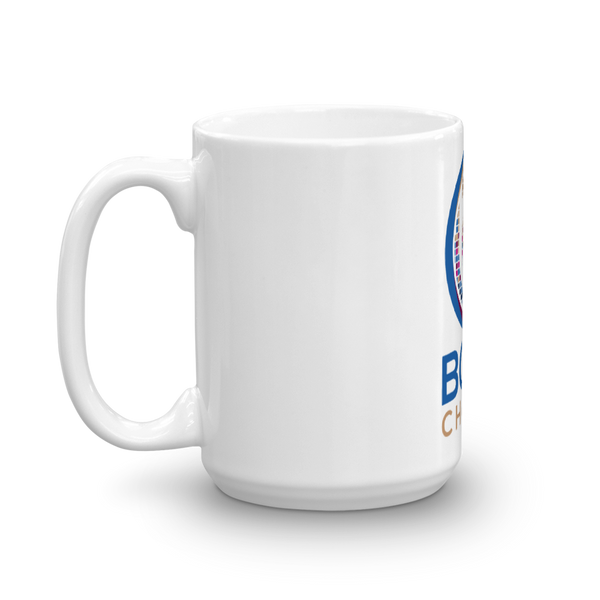 BOSS Church Mug