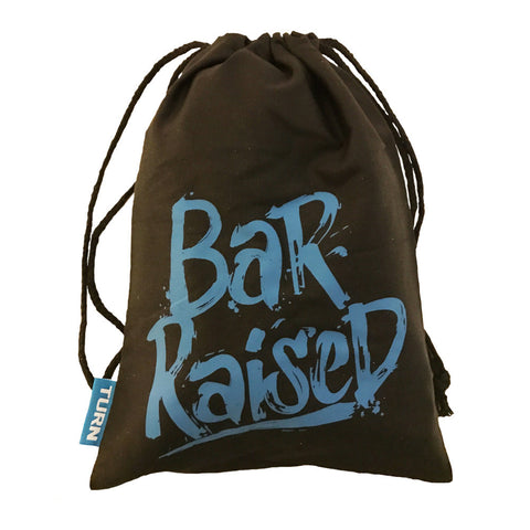Bar Raised Grip Bag