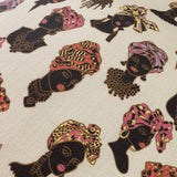 'AFRICA STYLE' CUSHION COVER