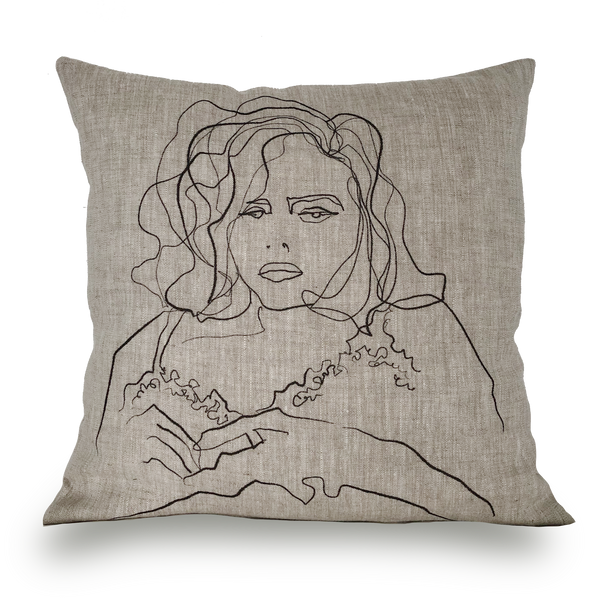 'EMMA' CUSHION COVER