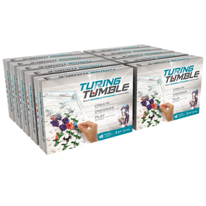 Turing Tumble game boxes