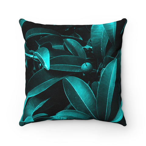 Tropical Lust Spun Polyester Square Pillow