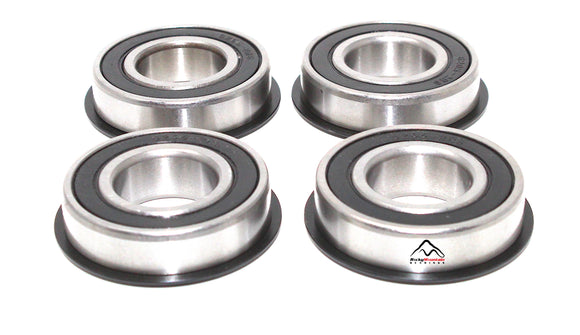 4 John Deere Wheel Bearings # AM102888, AM131046, Gravely 05435700, 6205-2RSNR