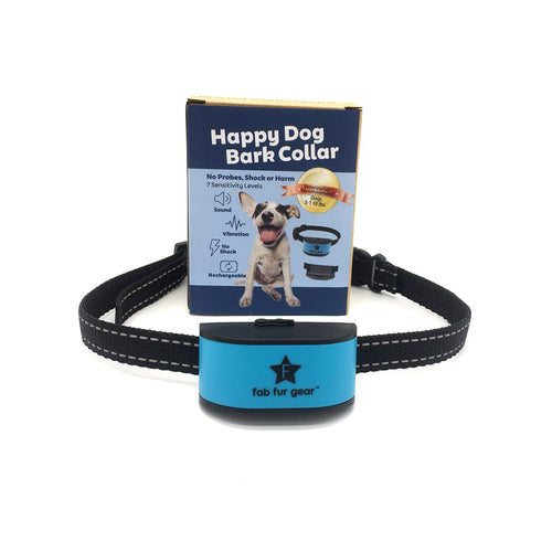 Happy Dog Bark Collar