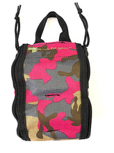 Pink Camo Pet First Aid Kit for Dogs, Cats To Be Ready When They Need You!