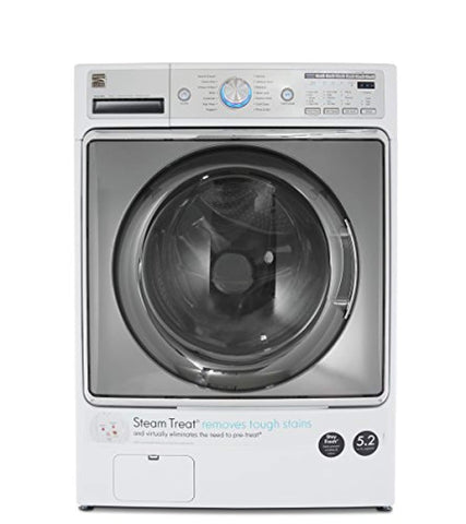 Kenmore Elite 41072 Front-Load Washer with Steam Treat