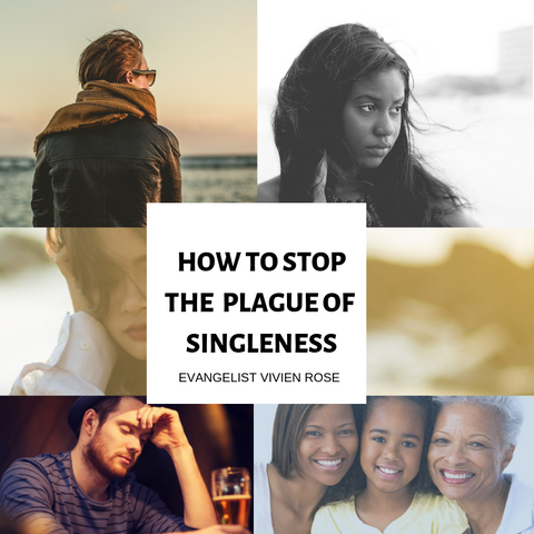 FREE AUDIO VIDEO: How to Stop the Plague of Singleness - Vivien Rose