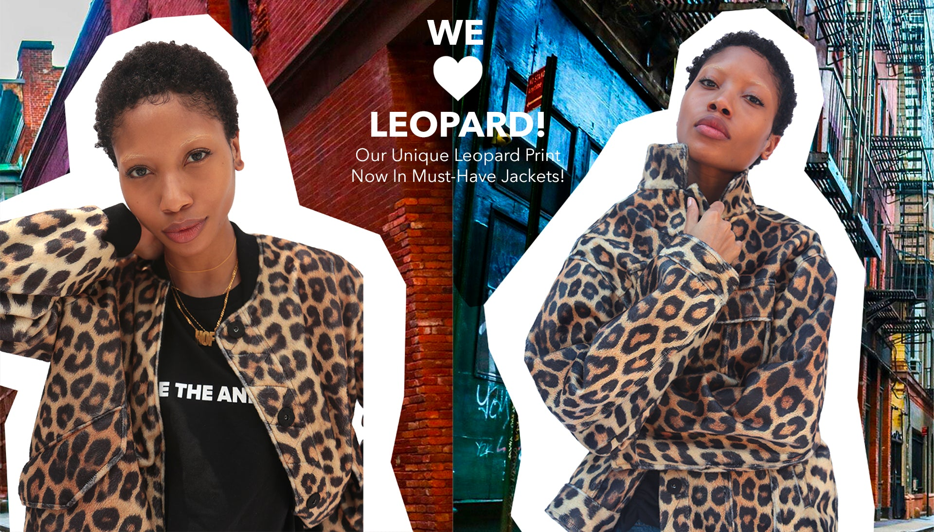 House of Fluff's Leopard Print Collection