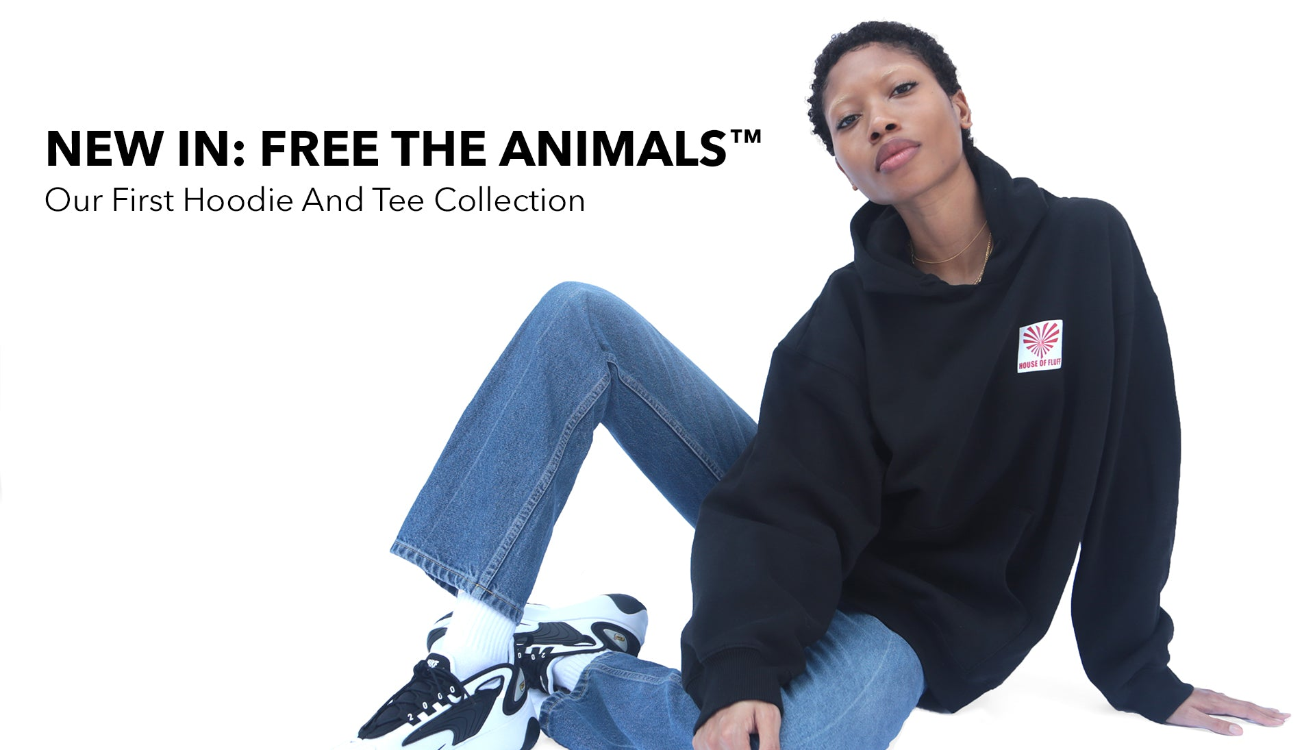 House of Fluff's FREE THE ANIMALS™ Collection