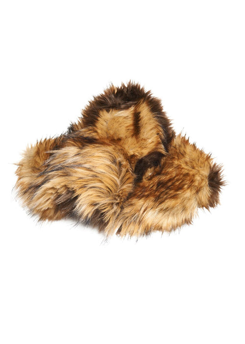 Faux Fur Brim Hat