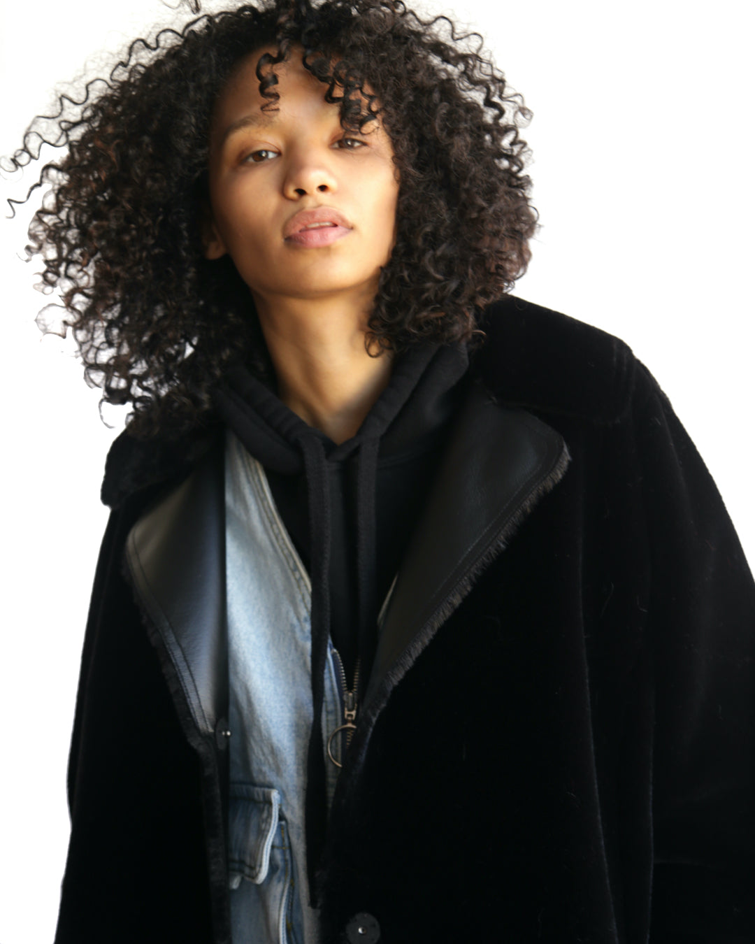 Teddy Reversible Coat - House of Fluff