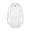 Yeti Convertible Cape Coat - White
