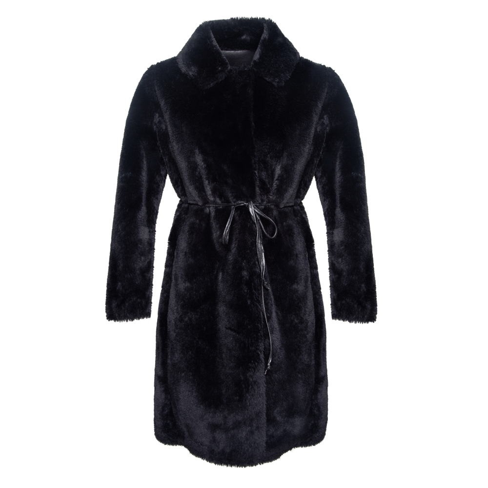 Teddy Reversible Coat