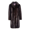 Mink Car Coat