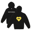 FREE THE ANIMALS™ Black Leopard Hoodie - House of Fluff