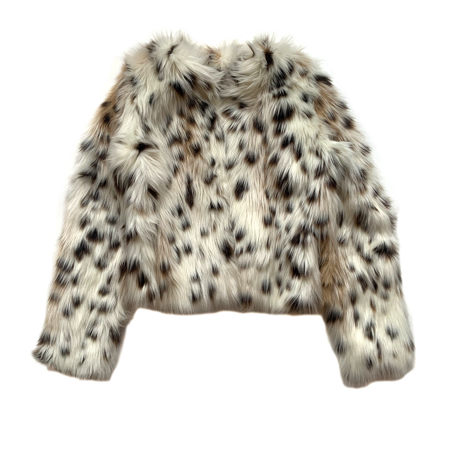 Animal-Free Lynx Jacket - House of Fluff