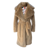 Vintage Style Teddy Coat - House of Fluff