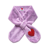 Teddy Love Scarf, Lavender - House of Fluff