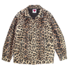 Leopard Trucker Jacket - House of Fluff