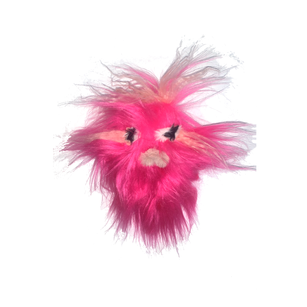 Yeti Scrappy, Two Eyes - Pink