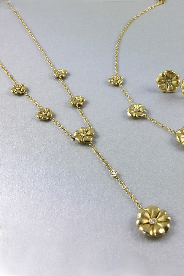 Blossom Drop Necklace